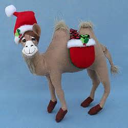 annalee 9 quot christmas camel mint 2011 751611