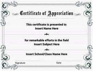 Editable Certificate Of Appreciation Template by Certificate Of Appreciation With Floral Theme Fully It Is