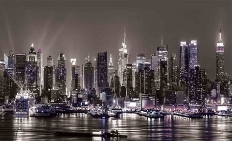 New York Skyline Wall Mural wall mural photo wallpaper picture 1311pp new york city