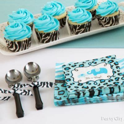 Blue Safari Baby Shower Ideas by Boy Baby Shower Jungle Theme Cake Pops Idea City