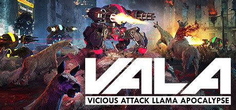 steam couch co op vicious attack llama apocalypse on steam