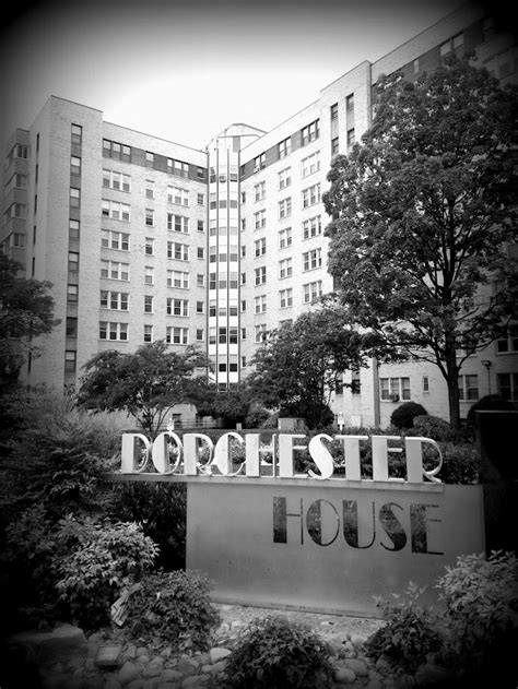 1 Washington Park 16th Floor - three stories about dorchester house ghosts of dc