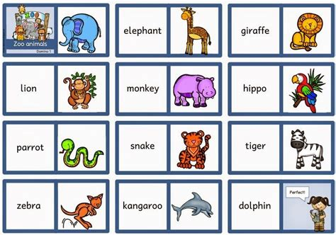 im zoo kinderbuch deutsch englisch 3191495975 dominos quot zoo animals quot англ язык englisch englischunterricht und englisch spiele