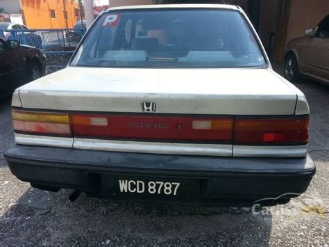 all car manuals free 1991 honda civic seat position control honda civic 1991 ex 1 5 in kuala lumpur automatic sedan silver for rm 3 800 3899443 carlist my