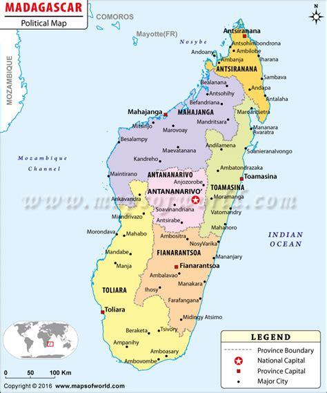 political map of madagascar political map of madagascar madagascar provinces map