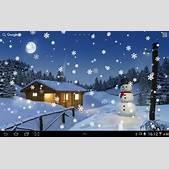 Snow on Screen ...