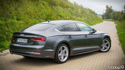 Audi A5 Sportback Test by Audi A5 Sportback 2 0 Tdi 190 Km Quattro S Tronic Test