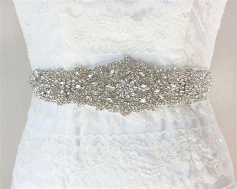 vintage wedding dress sashes belts 4 weddings
