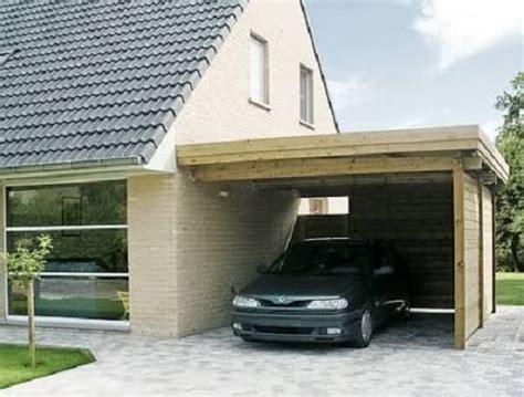 desain garasi mobil terbuka garasi sing rumah desainrumahminimalis co id