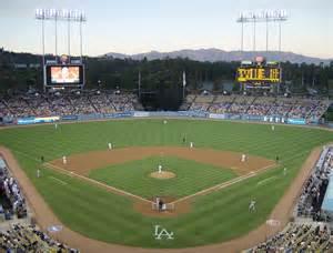 Dodge Stadium Dodger Stadium Los Angeles Ca Stadiumcritic