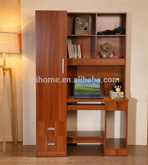 ct j002 new design computer table with bookshelf buy