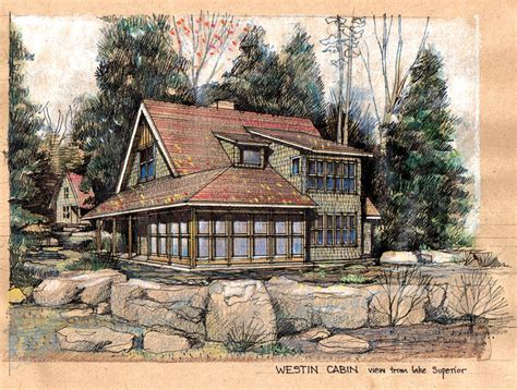 Dale Mulfinger how the westin cabin was inspired by edwin lundie sala