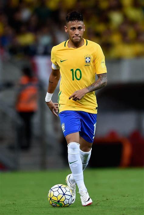 biography of brazilian footballer neymar neymar jr brazil latino olympians to know popsugar