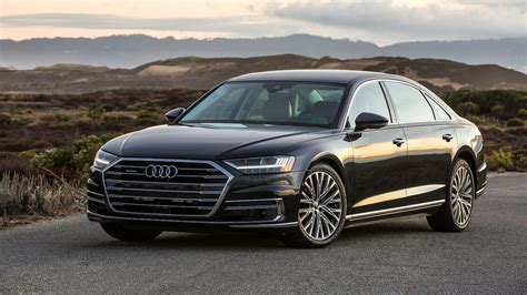 Audi A8 2019 by 2019 Audi A8 L Review High Tech Luxury Motortrend