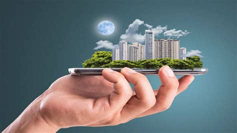 smart house real estate soon home buyers may be able to e register their property using aadhaar