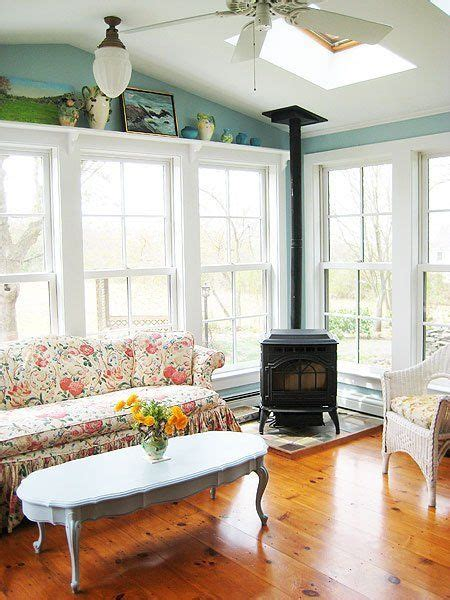 lark patricks  time homestead corner wood stove