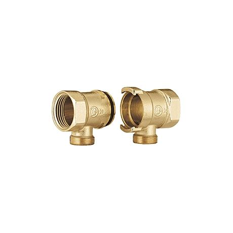 giacomini rubinetti giacomini coppia collettori r580t componibili senza