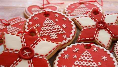 S Day Cookie Decorating Guest How To Decorate Cookie Ornaments Day 3 Of The