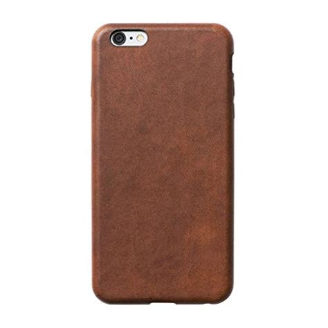 Nomad Wallet For Iphone X iphone 6 6s cases nomad leather for iphone 6 6s horween brown 11street malaysia