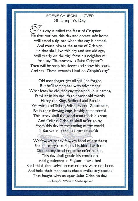 s day monologue best 25 st crispin s day speech ideas on