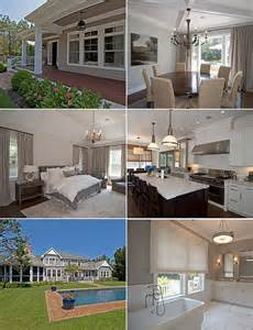 Celebrity Homes Interior Design gwyneth paltrow s and chris martin s hamptons homes