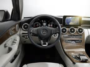 Mercedes C Class Interior Mercedes Cars News 2014 C Class Officially Revealed