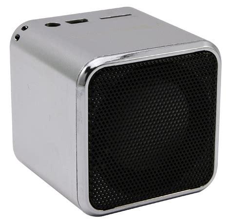 Speaker Nakamichi Nakamichi Mi01 Mini Speaker Black Sears Outlet