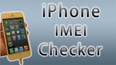 iphone imei checker carrier unlock checker  iphone     se       ipad youtube