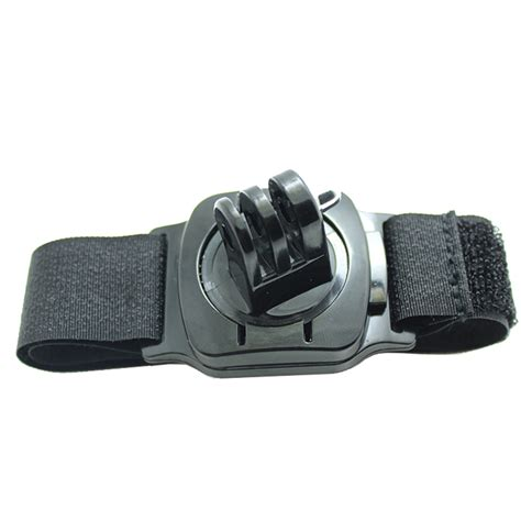 Velcro Mount unisex cool wrist velcro mount for go pro gopro 1 2 3 3 black ebay