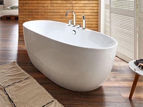 Freistehende Badewanne Mit Armatur by Badewannen Welches Material Ist Das Richtige Bauen De