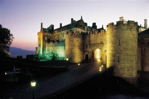 best scottish top scottish castles