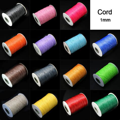 best thread for beading aliexpress buy free shpping 15m 1mm waxed thread