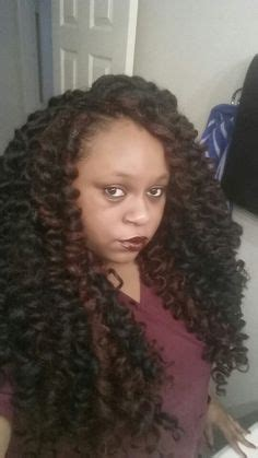 is it different lengths to marely braiding hair knotless method janet 3x caribbean afro kinky hair used