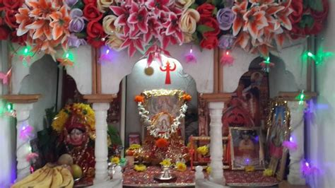 Home Mandir Decoration Pooja Room Designs And Decor For Diwali Diwali Diwali Pooja And Room Ideas