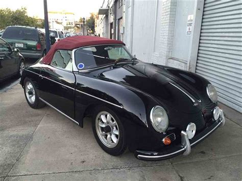 Replica Porche 1959 porsche 356 replica for sale classiccars cc 740033
