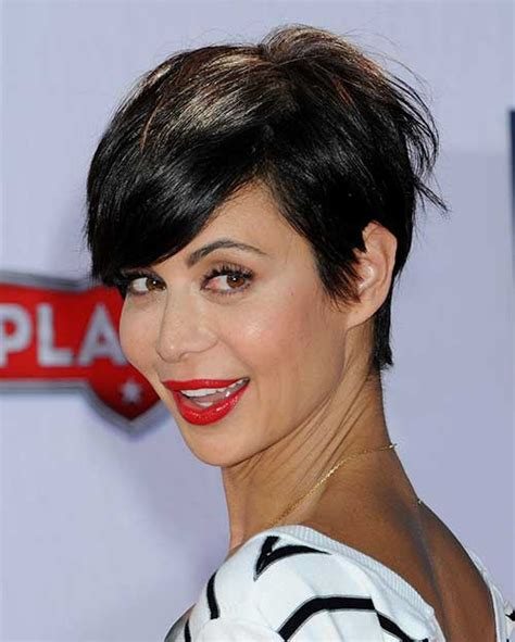 haircut to a beautiful brunette pixie youtube pixie haircut brunette pixie hair colors pinterest