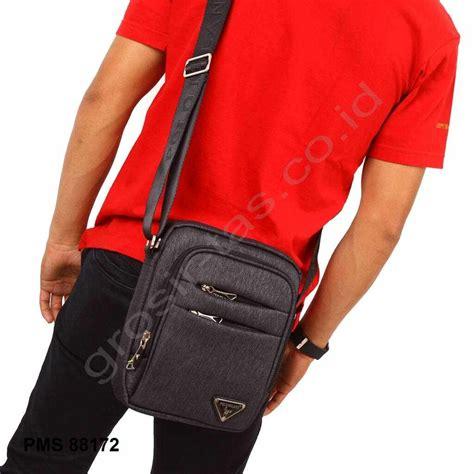 Tas Selempang Ransel Kulit Import Sling Bag Casual Promo Sale Yb selempang sling bag polo tas selempang import murah