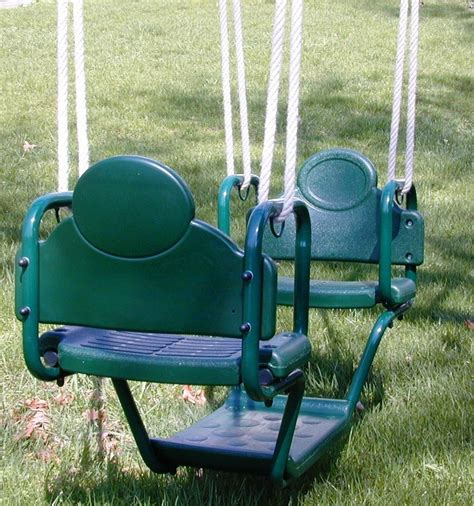 playset glider swing swingset swing face to face glider playset glider swing