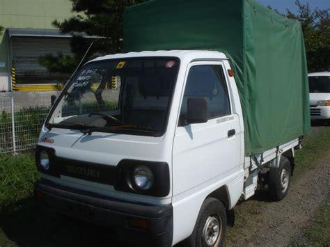 Suzuki 4wd Suzuki Carry Truck 4wd 1990 Used For Sale