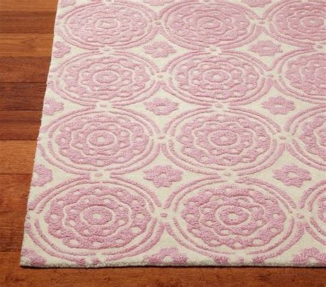 Pottery Barn Nursery Rugs Pink And White Sweet Flower Rug Pottery Barn Nursery Pottery Barn