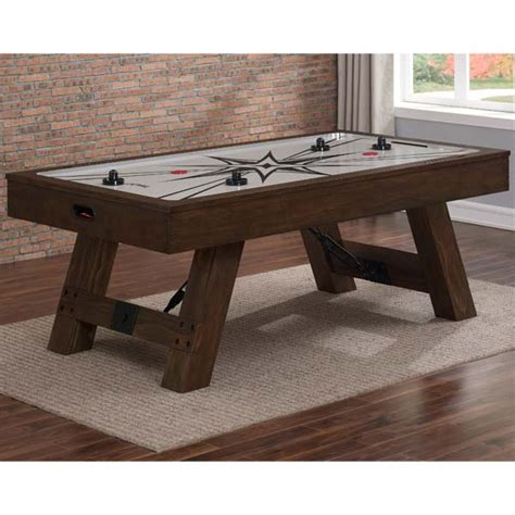 american heritage air hockey table savannah hockey table by american heritage game room 390026