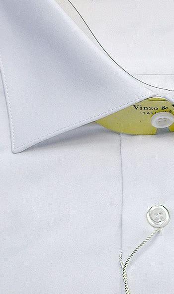 Blus Vinzo мужская рубашка vinzo vista белая под запонки италия