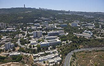 Technion Israel Institute Of Technology Mba Tuition by Technion At A Glance Technion
