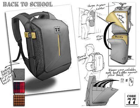 one hour design challenge reinvent the backpack treehugger