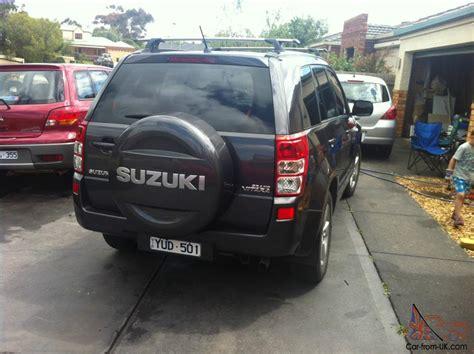 Suzuki Cars Melbourne Suzuki Grand Vitara 2008 4x4 In Melbourne Vic