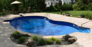 Inground Swimming Pool Kits Ideas Home Interior Exterior In Ground Swimming Pool Designs