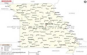 missouri city map cities in missouri map of missouri cities