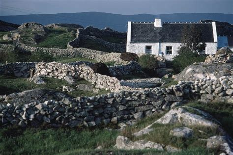 cottages in galway traditional cottage co galway ireland photograph by the
