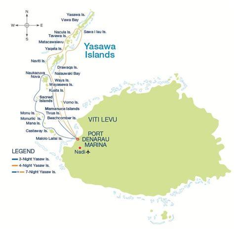 7 Night Yasawa Islands Cruise Fiji