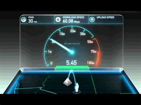 dsl speed test cox cable speed test